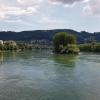 Rhein bei Bad-Säckingen / Stein-Säckingen