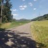 Unterwegs im Rheintal, zwischen Eiken und Kaisten
