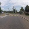 Strassenkreisel in Widen