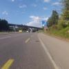 Verkehrssignalisation bei Mellingen
