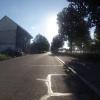 Dorfstrasse in Untersiggenthal
