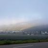 Nebel- und Lichtspiel am Bruggerberg