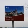 An der Kantonsgrenze Aargau - Zürich