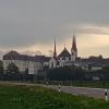 Kloster Muri unter herbstlicher Stimmung