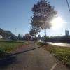 Radweg in Würenlingen
