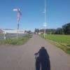 Radweg bei Suhr