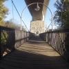 Fussgängerbrücke zwischen Umiken und Brugg