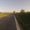 Bözberg Passhöhe ist in Sicht