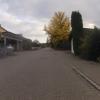 Auf Quartierstrasse durch Niederlenz
