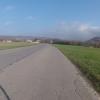 Der Nebelgrenze entlang