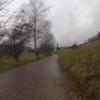 Radweg vor Mönthal