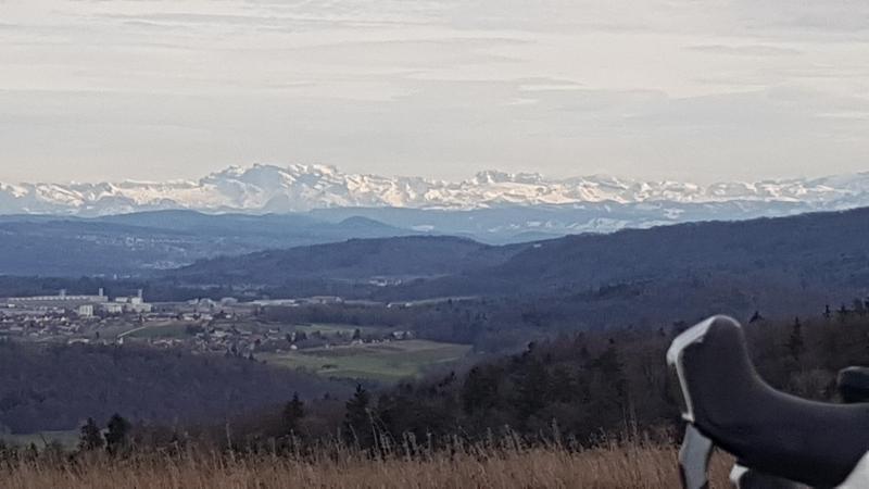 von der Linner Linde zum Alpenkamm
