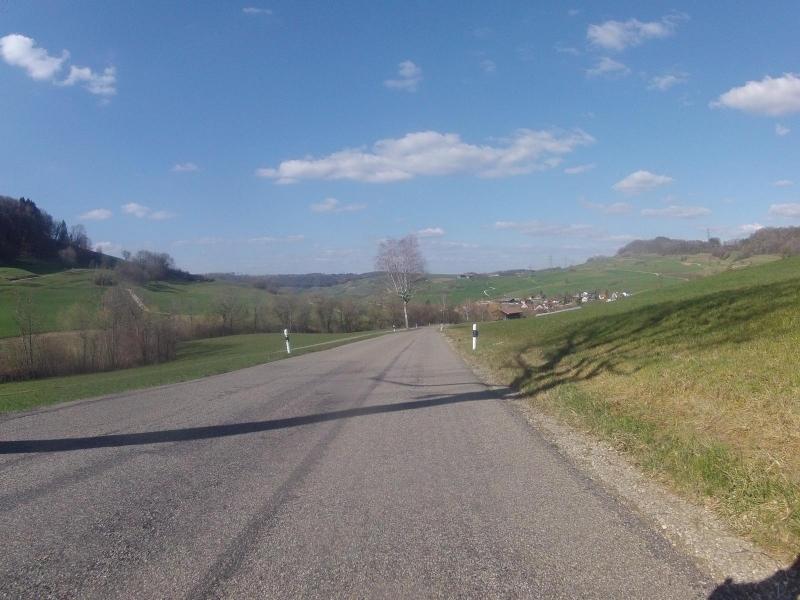 Bürensteig - Hottwil