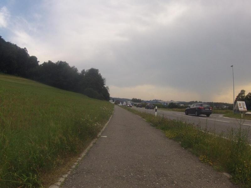 zwischen Mägenwil und Othmarsingen