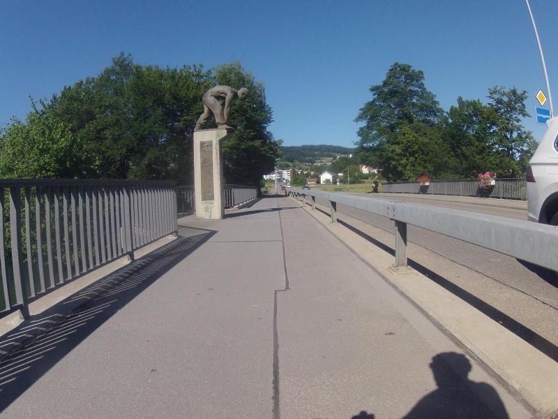 Limmatbrücke bei Turgi