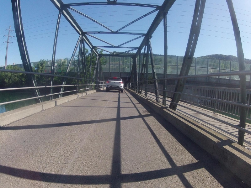 Limmatbrücke bei Killwangen