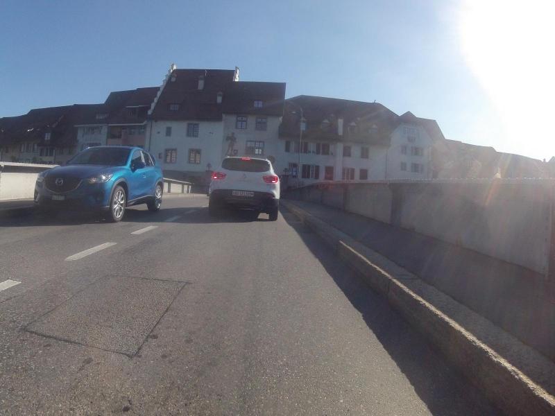 Reussbrücke in Mellingen