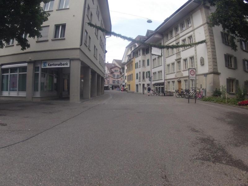 geschmücktes Lenzburg