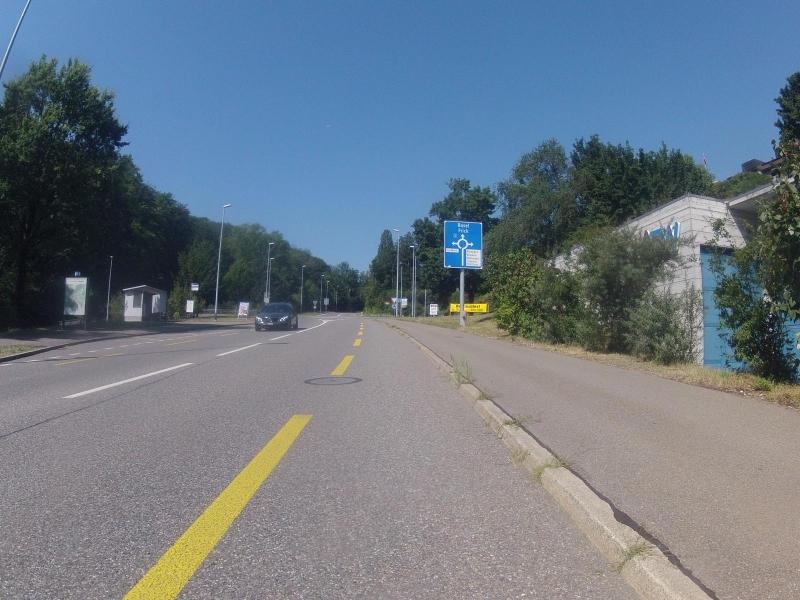 Bözbergstrasse bei Umiken