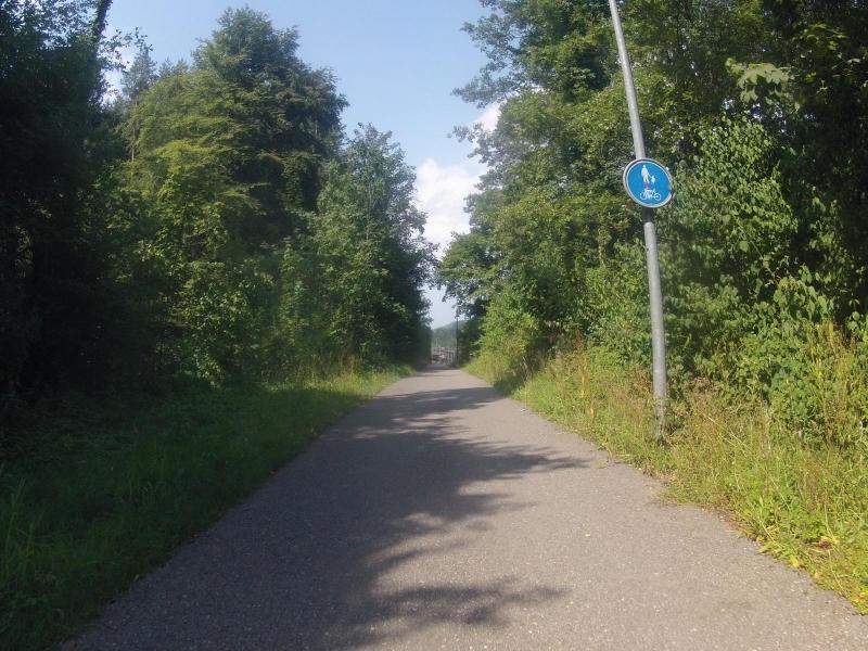 Von Fislisbach nach Mellingen