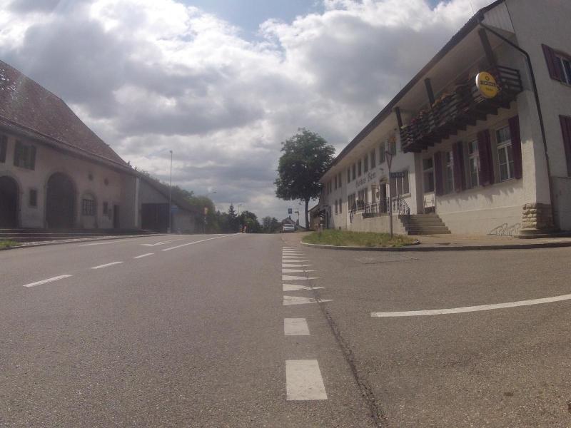 Bözberg-Passhöhe