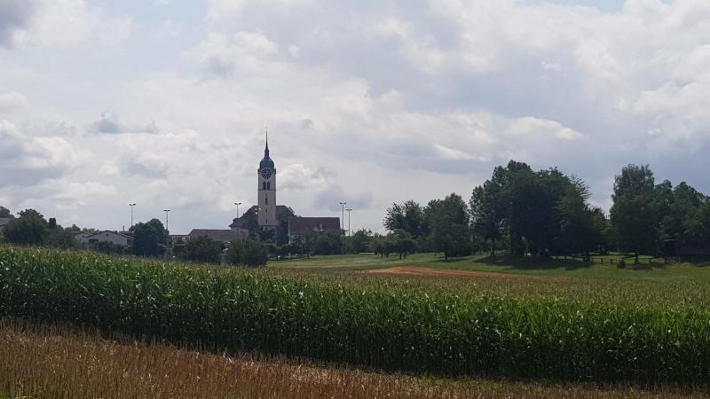 Kirche von Seengen
