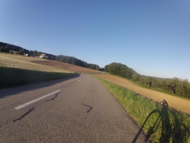 Von Oberbözberg nach Remigen