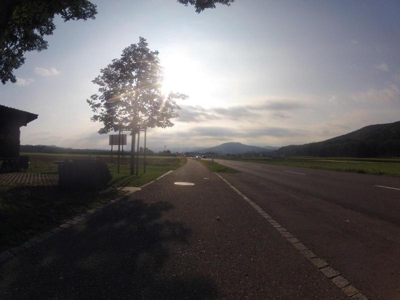 Von Brunegg nach Möriken
