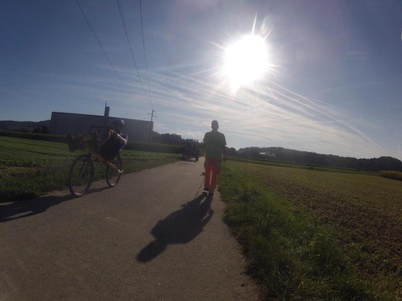 Zwischen Dottikon und Othmarsingen