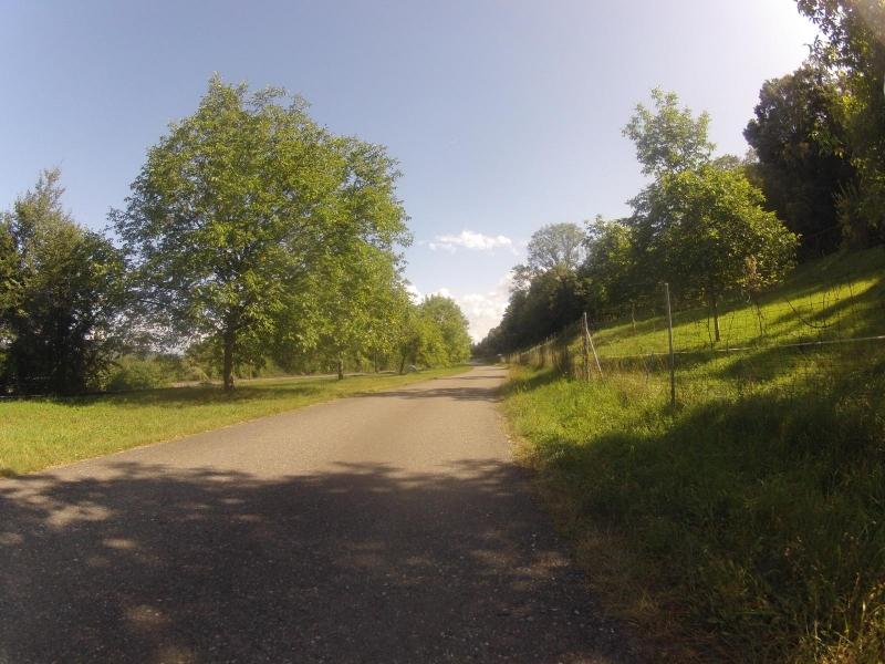 Radweg von Koblenz nach Bad Zurzach