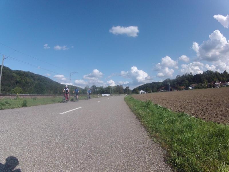 Von Bad Zurzach nach Mellikon