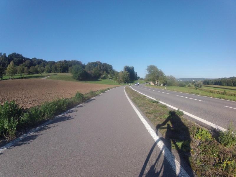 Von Villnachern nach Brugg