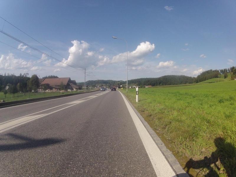 Unterwegs im Wynatal