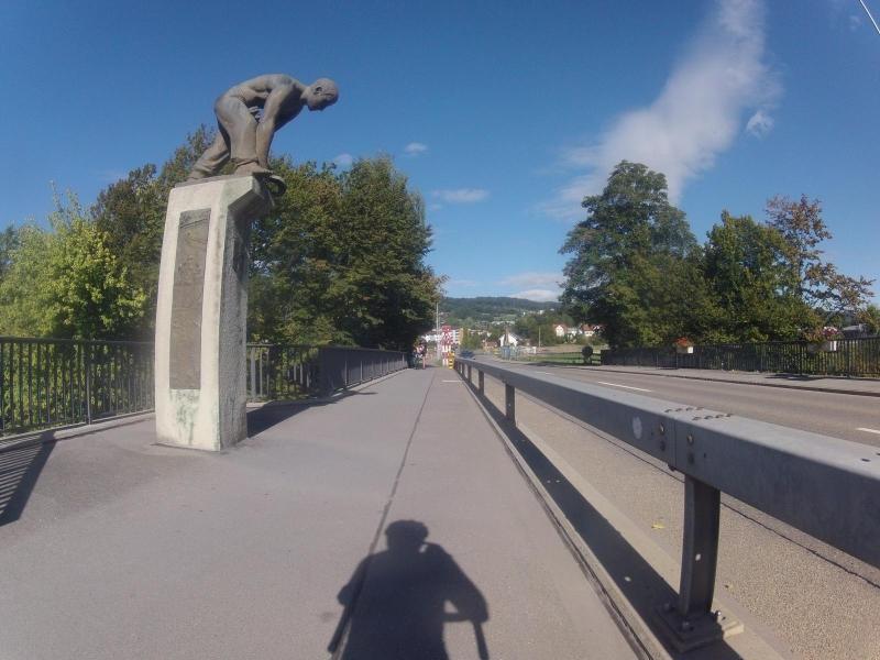 Limmatbrücke in Turgi
