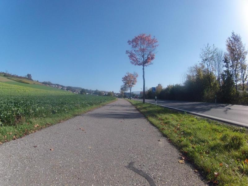 Von Endingen nach Lengnau