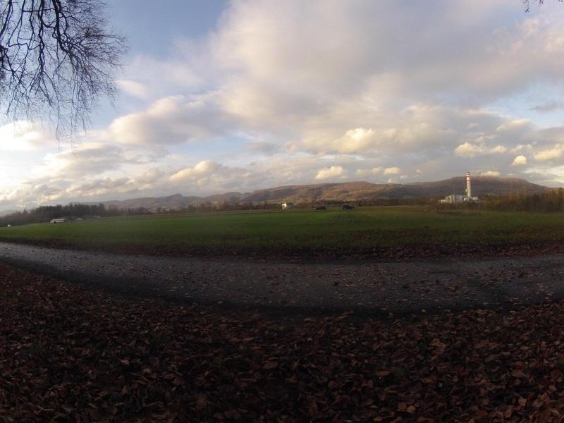 Blick zum Jura