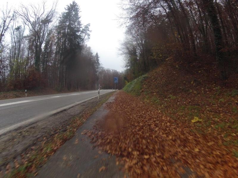 Radweg nach Full