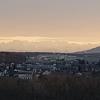 Alpenkamm oberhalb Auenstein
