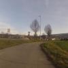 Radweg bei Unterehrendingen