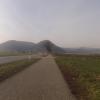 Radweg zwischen Stilli und Villigen