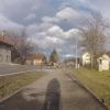 Radweg in Suhr