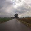 nasse Strassen im Reusstal