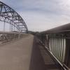 Mündung der Aare in den Rhein