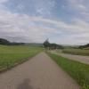 Radweg von Mägenwil nach Mellingen