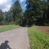 Radweg von Eiken nach Kaisten