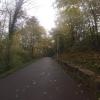 Radweg nach Untersiggenthal hinauf