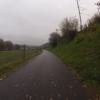 Radweg von Brugg nach Vogelsang