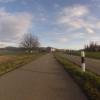 Radweg nach Veltheim