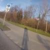 Radweg zwischen Brugg und Lauffohr