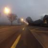 Riniken im Nebel